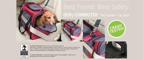 Airline Approved Dog Carrier available online at Moonlight Dog Cafe Pet Shop.